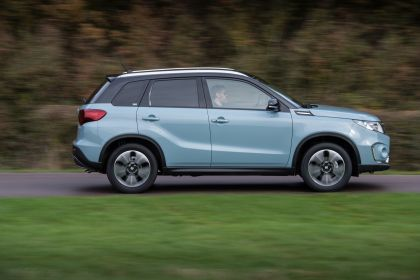 2019 Suzuki Vitara - UK version 12