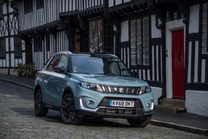 2019 Suzuki Vitara - UK version 13
