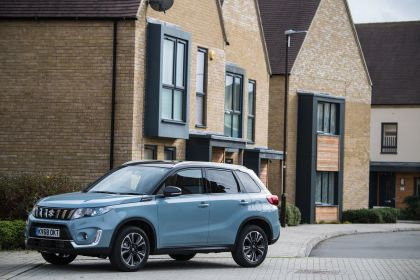 2019 Suzuki Vitara - UK version 19