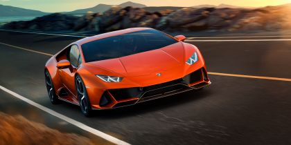 2019 Lamborghini Huracán Evo 14