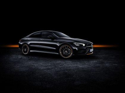 2019 Mercedes-Benz CLA coupé 1