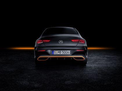 2019 Mercedes-Benz CLA coupé 8