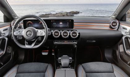 2019 Mercedes-Benz CLA coupé 45