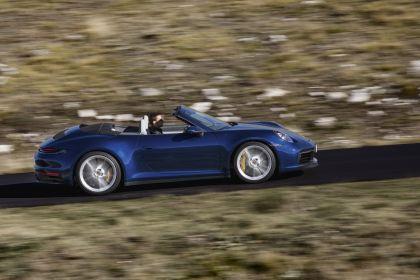 2019 Porsche 911 ( 992 ) Carrera 4S cabriolet 4