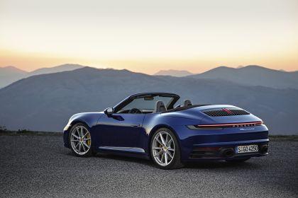 2019 Porsche 911 ( 992 ) Carrera 4S cabriolet 6