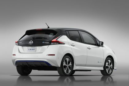 2019 Nissan Leaf 3.ZERO e+ Limited Edition 3