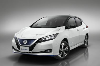 2019 Nissan Leaf 3.ZERO e+ Limited Edition 4