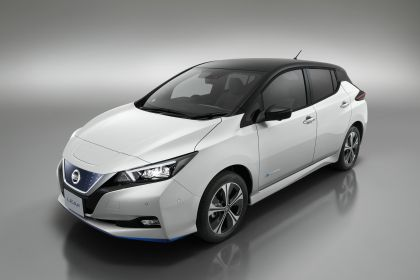 2019 Nissan Leaf 3.ZERO e+ Limited Edition 5