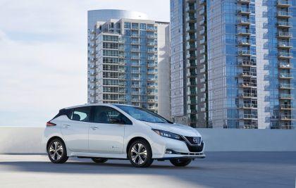 2019 Nissan Leaf e+ - USA version 1