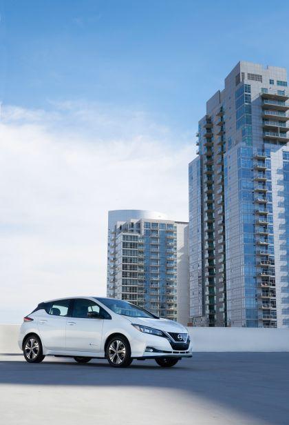 2019 Nissan Leaf e+ - USA version 2