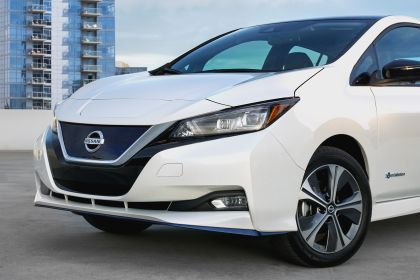 2019 Nissan Leaf e+ - USA version 4