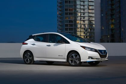 2019 Nissan Leaf e+ - USA version 5