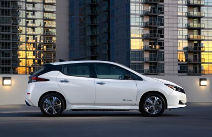 2019 Nissan Leaf e+ - USA version 6