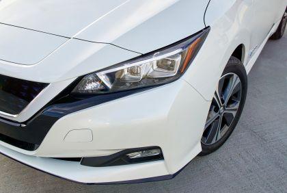 2019 Nissan Leaf e+ - USA version 9