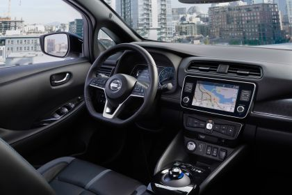2019 Nissan Leaf e+ - USA version 21