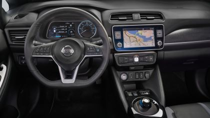 2019 Nissan Leaf e+ - USA version 22