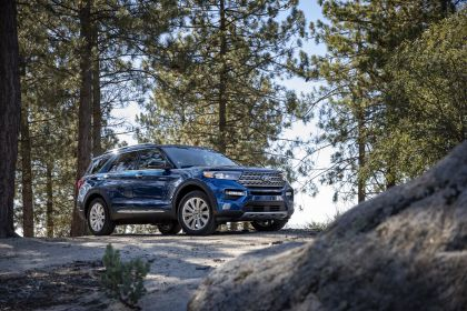 2020 Ford Explorer Limited 2