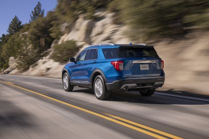 2020 Ford Explorer Limited 4