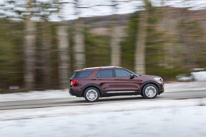 2020 Ford Explorer Platinum 3
