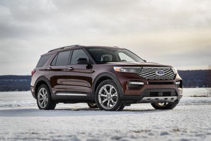 2020 Ford Explorer Platinum 4