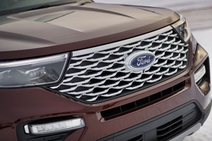 2020 Ford Explorer Platinum 6