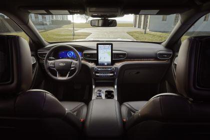 2020 Ford Explorer Platinum 10