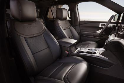2020 Ford Explorer Platinum 13