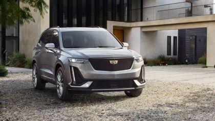 2020 Cadillac XT6 Sport 4