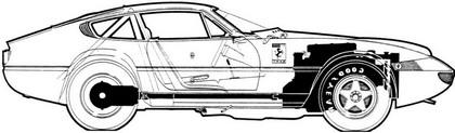 1971 Ferrari 365 GTB-4 16