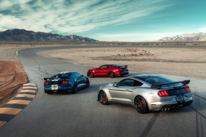 2020 Ford Mustang Shelby GT500 5