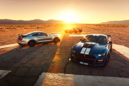 2020 Ford Mustang Shelby GT500 12