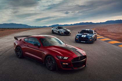 2020 Ford Mustang Shelby GT500 14