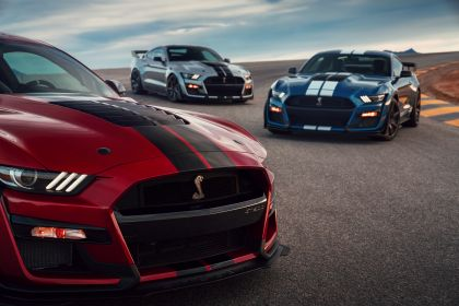 2020 Ford Mustang Shelby GT500 15
