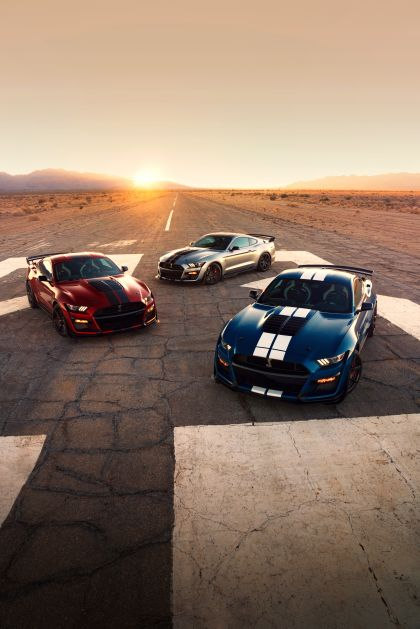 2020 Ford Mustang Shelby GT500 17