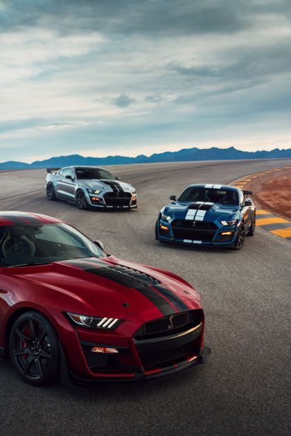 2020 Ford Mustang Shelby GT500 - Free high resolution car ...