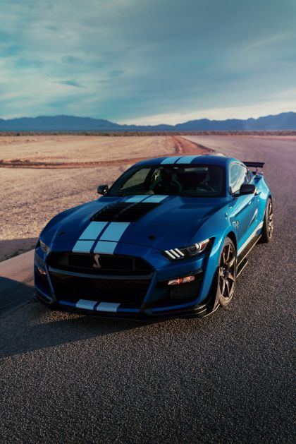 2020 Ford Mustang Shelby GT500 25