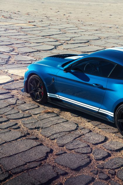 2020 Ford Mustang Shelby GT500 34