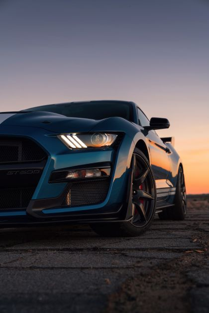 2020 Ford Mustang Shelby GT500 35