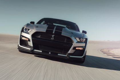 2020 Ford Mustang Shelby GT500 38