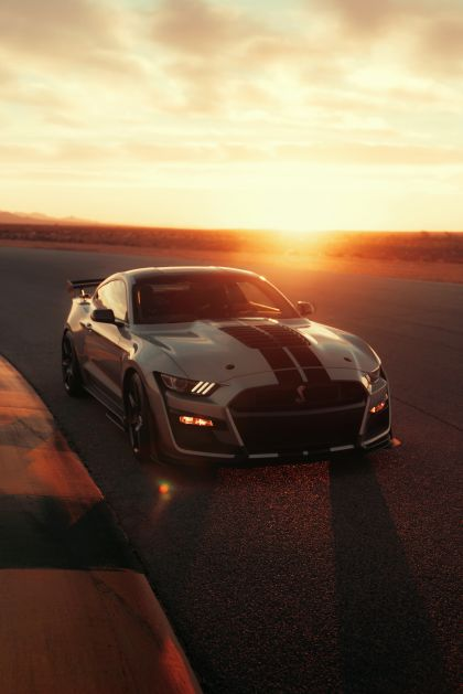 2020 Ford Mustang Shelby GT500 43
