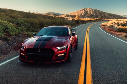 2020 Ford Mustang Shelby GT500 64
