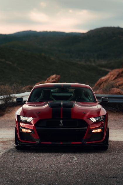 2020 Ford Mustang Shelby GT500 73