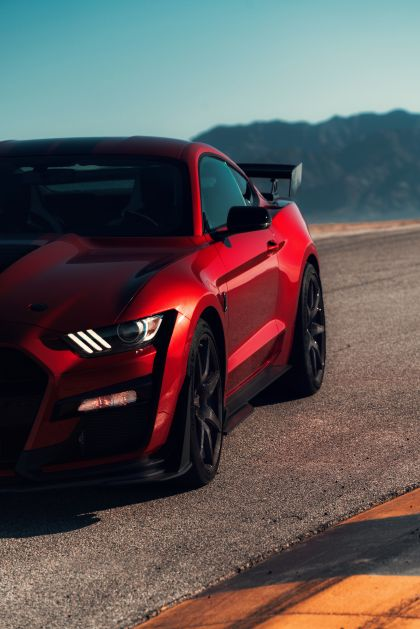 2020 Ford Mustang Shelby GT500 79