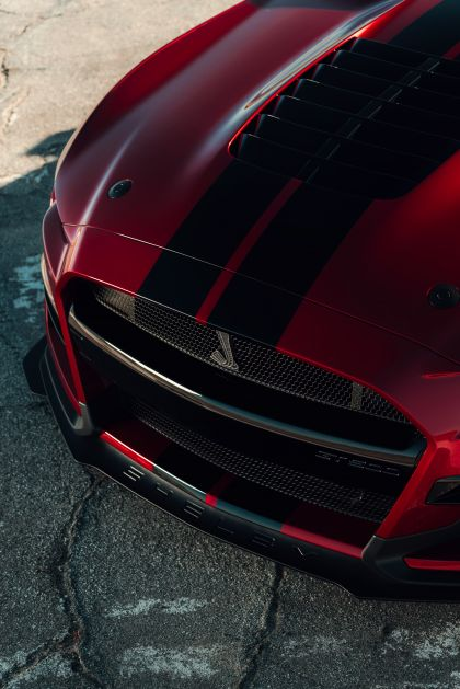 2020 Ford Mustang Shelby GT500 89