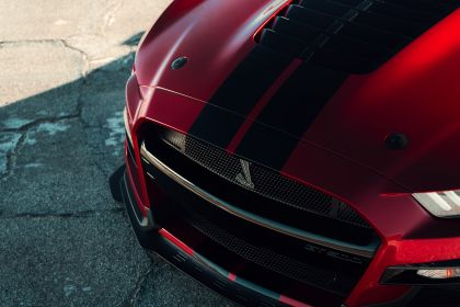 2020 Ford Mustang Shelby GT500 90