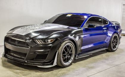 2020 Ford Mustang Shelby GT500 122