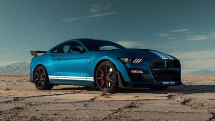 2020 Ford Mustang Shelby GT500 7