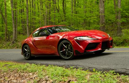 2020 Toyota GR Supra 91