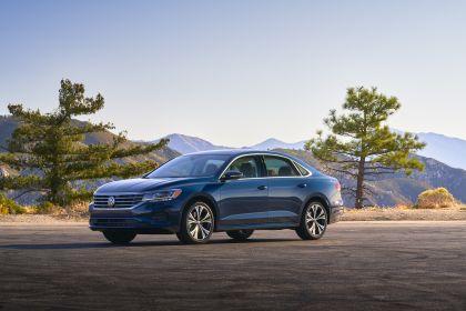 2020 Volkswagen Passat - USA version 61