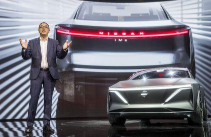2019 Nissan IMs concept 38